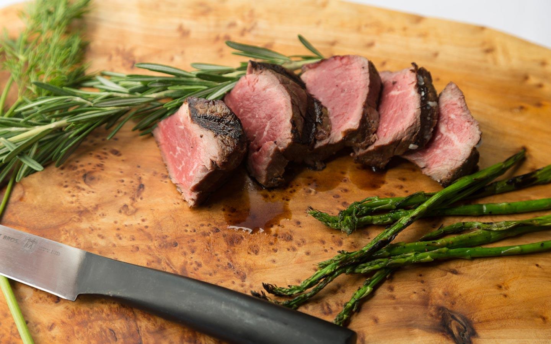 Edenton, NC Restaurant  - Fine Dining Beef dish